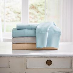 Cool Max Sheet Set, BLUE BED TITE