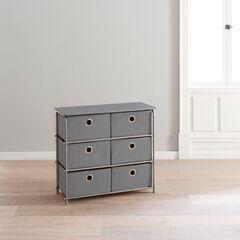 Eve 6-Drawer Storage,