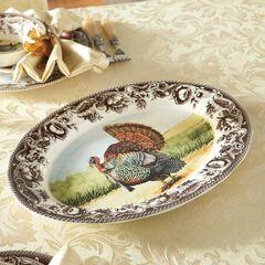 Haydon Turkey Platter, MULTI