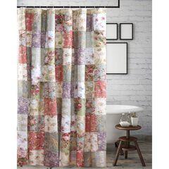 Blooming Prairie Shower Curtain , MULTI