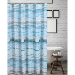 Maui Shower Curtain , MULTI