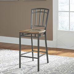 Barnside Metro Bar Stool, BROWN