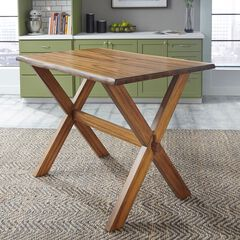 Forest Retreat High Dining Table , WOOD