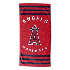 Angels Stripes Beach Towel, MULTI