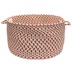 Stone Harbor Red Sapphire Basket, RED