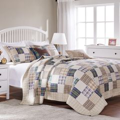 Oxford Quilt Set , MULTI
