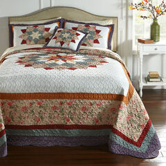 Virginia Bedspread, MULTI