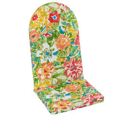 Adirondack Chair Cushion, POPPY GREEN