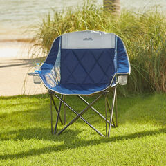 XL Club Camp Chair, BLUE