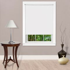Cords Free Tear Down Light Filtering Window Shade, WHITE