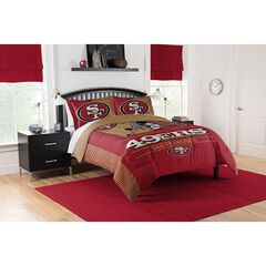 COMFORTER SET DRAFT-49ER, MULTI
