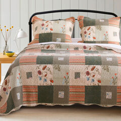 Sedona Quilt Set , NATURAL