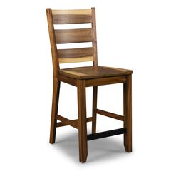 Forest Retreat Counter Stool, WOOD