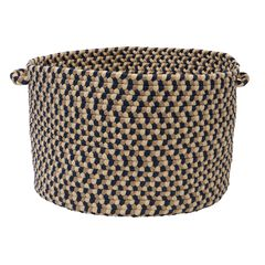 Burmingham Basket , BLUE