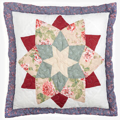 "Virginia 16""Sq. Pillow, MULTI"