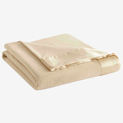 Micro Flannel® All Seasons Lightweight Sheet Blanket, CHINO