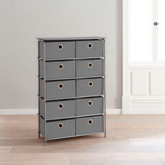 Eve 10-Drawer Storage,