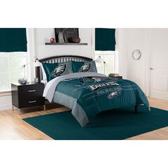 COMFORTER SET DRAFT-EAGLES, MULTI