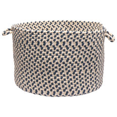 Stone Harbor Blue Diamond Basket, BLUE