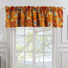 Astoria Spice Window Valance , SPICE