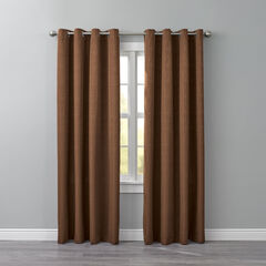 Charlotte Thermal Grommet Panel, COCOA