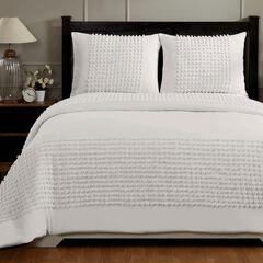 Olivia Comforter Set Collection, IVORY