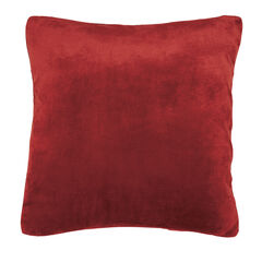 BH Studio Microfleece Sq. Pillow, PAPRIKA