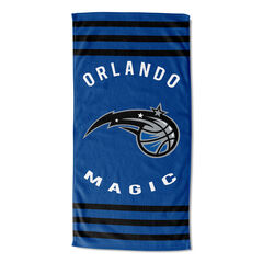Magic Stripes Beach Towel, MULTI