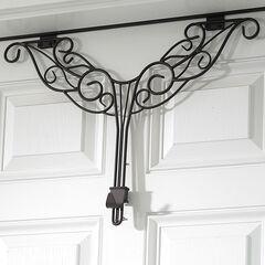 Adjustable Antler Wreath Hanger,