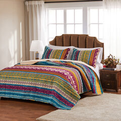 Southwest Quilt Set , SIENNA