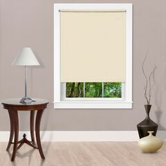 Cords Free Tear Down Light Filtering Window Shade, IVORY
