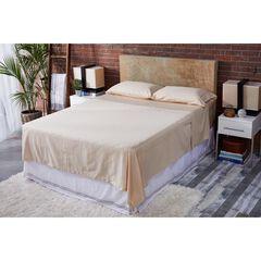 mySheet Set™ 100% Natural Cotton Sheet Set, NATURAL