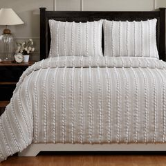 Angelique Comforter Set Collection, TAUPE