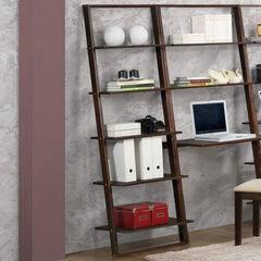 Arlington Wall Bookcase, CAPPUCCINO