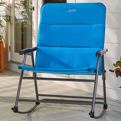 Oversized Comfort Rocker, BLUE