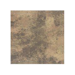 "Portfolio 12"" x 12"" 2.0mm Self Adhesive Vinyl Floor Tile - 9 Tiles/9 sq. ft., STONE"