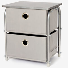 Eve 2-Drawer Soft Storage,