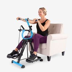 Hometrack Home Gym, BLACK BLUE