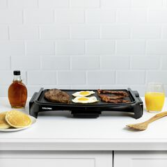 Black Diamond Electric Griddle , BLACK