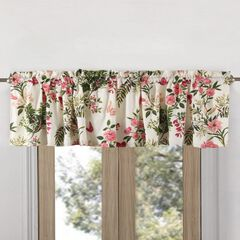 Butterflies Window Valance , MULTI