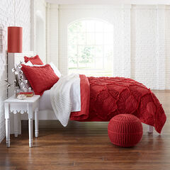 Selena Quilt, RUBY RED