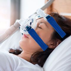 CPAP Comfort Pads, BLUE