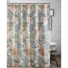 Atlantis Jade Shower Curtain , JADE