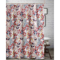 Perry Shower Curtain , MULTI