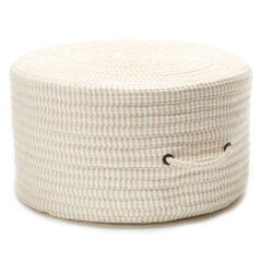 Ticking Pouf, CANVAS