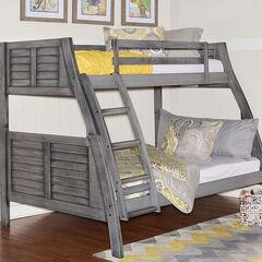 Easton Bunk Bed, GREY