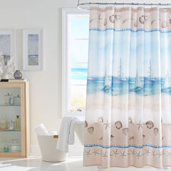 Caribbean Joe 14-Pc. Shower Curtain Set,