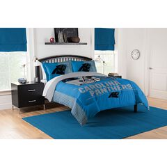 COMFORTER SET DRAFT-PANTHERS, MULTI