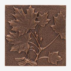 Maple Leaf Wall Decor, ANTIQUE COPPER