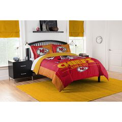 FULL/QUEEN COMFORTER DRFT-CHIEFS, MULTI